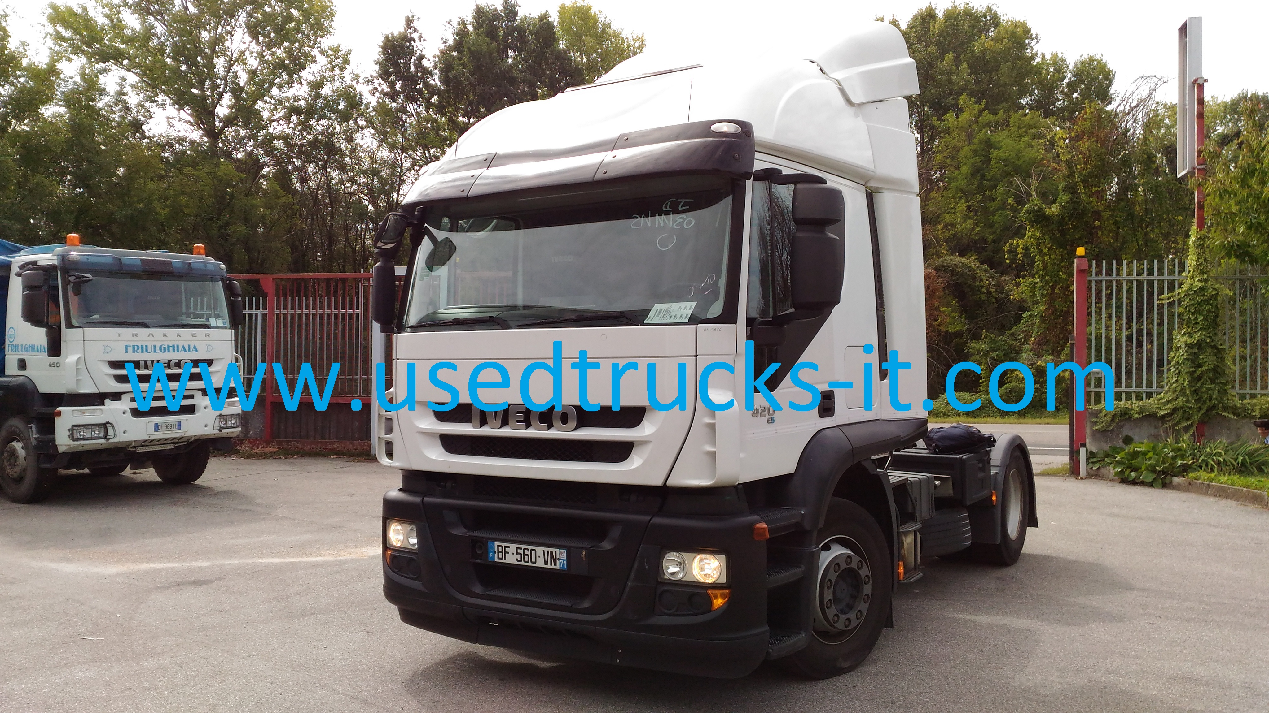 IVECO AT440S42T/P a Camion oltre 7,5 Ton
