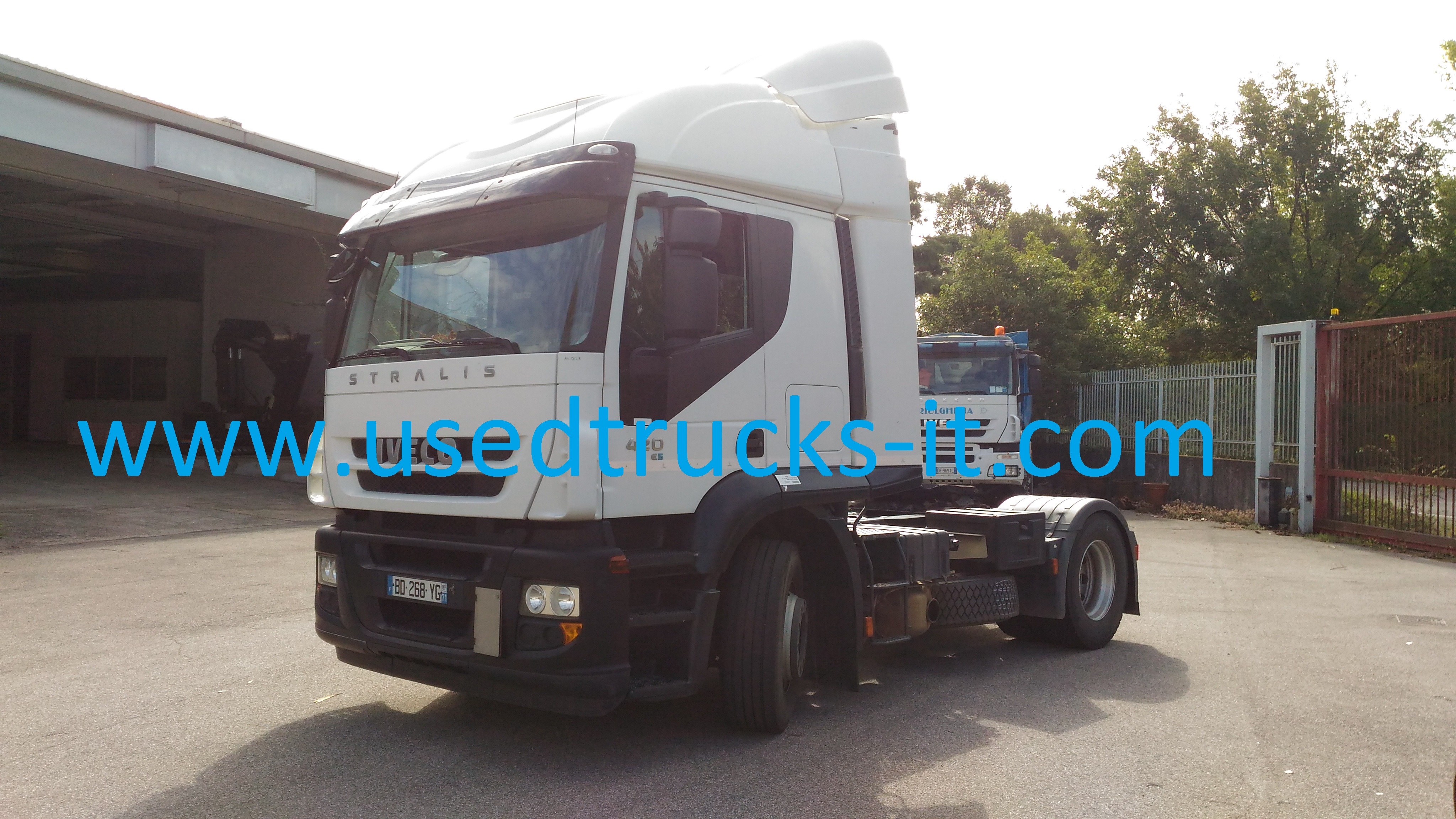 IVECO Stralis AT440S42T/P a Camion oltre 7,5 Ton